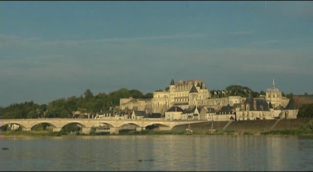 Les coulisses du chteau d'Amboise