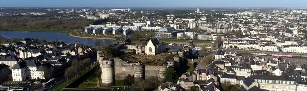 Angers, ville arts et innovations